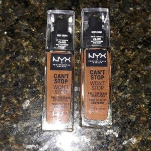 NYX FOUNDATION MAKEUP